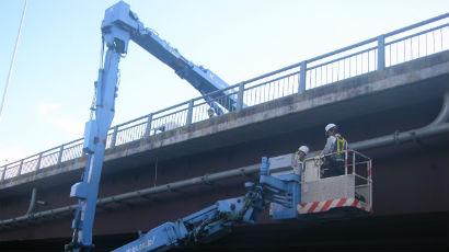 橋梁点検業務1