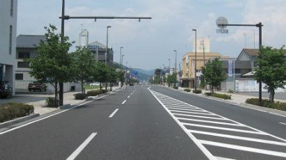 道路及び交差点整備