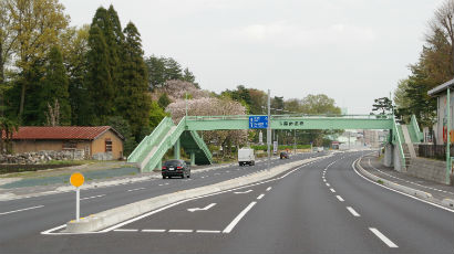 横断歩道橋設計