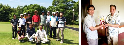 クラブ活動 ゴルフ