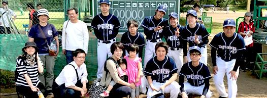 クラブ活動 野球