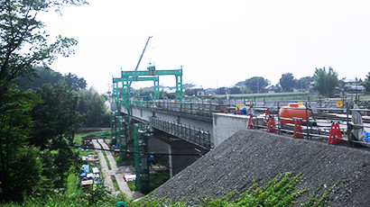 PC連結コンポ橋